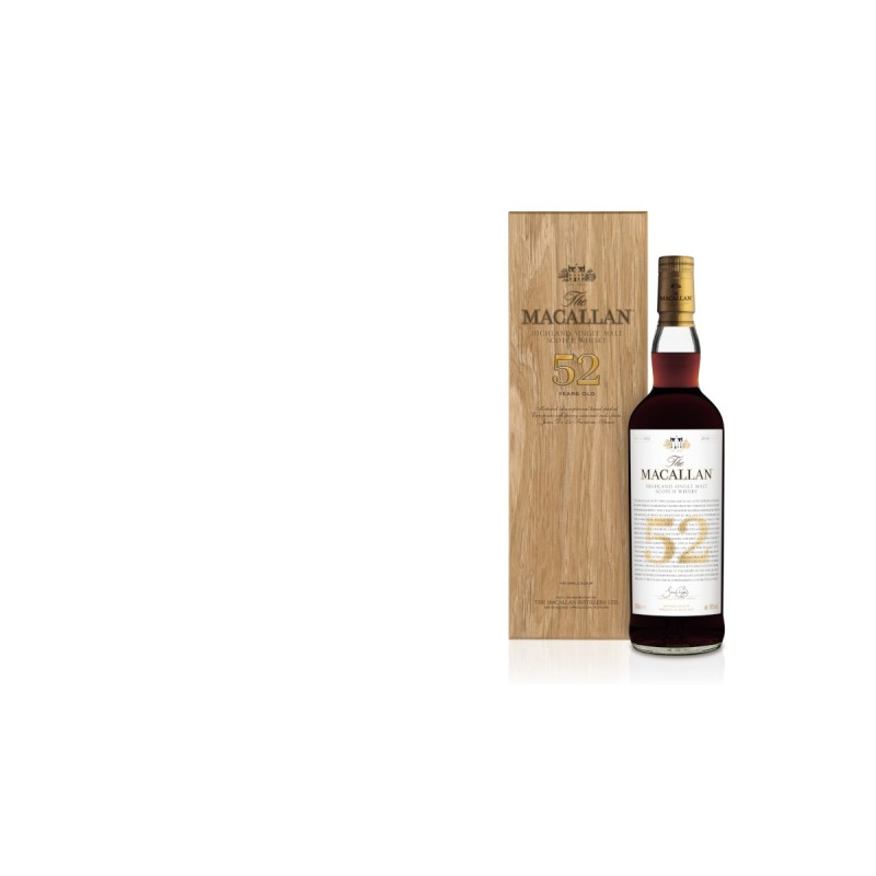 Macallan 52 Years Old