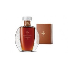 Macallan Lalique 50 Year old