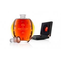 Macallan Lalique 60 year old